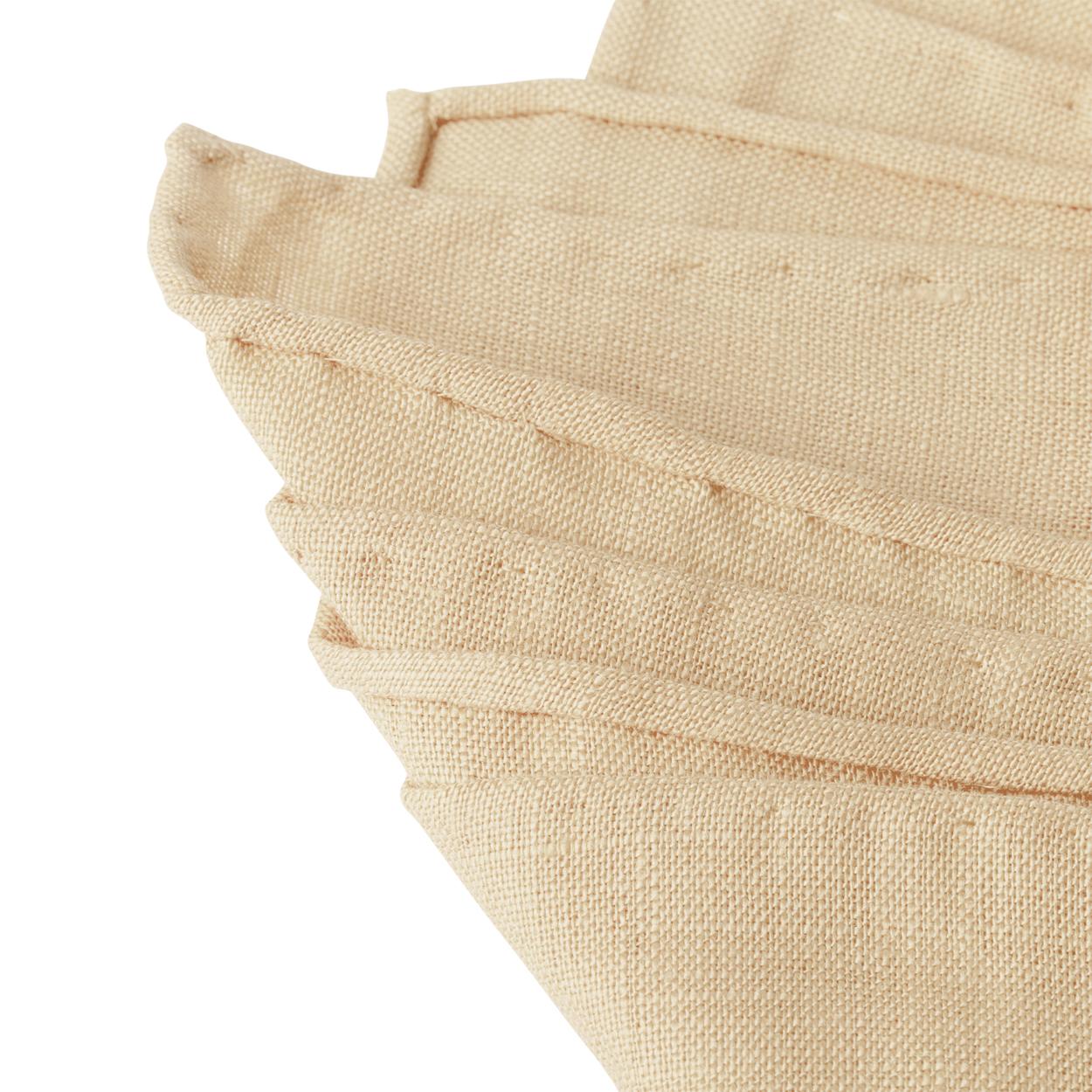 Jacob-Alexander-Linen-Handrolled-15-034-x-15-034-Pocket-Square-Hanky thumbnail 37